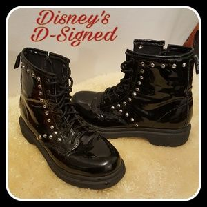 🆕️ Girls d-signed Patent Leather Boots
